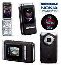 Nokia N75 Black (Ohne Simlock) 3G 2MP 4Band Radio Made Finland Kein Deutsch NEU