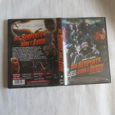 DVD – Des serpents dans l'avion  Samuel L. Jackson …