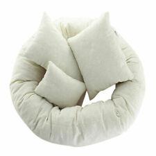 Newborn Baby Photography Pillow Basket Filler Wheat Donut Posing Props