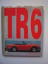 TRIUMPH  TR6 / William Kimberley / éd. Veloce Publishing PLC - 1995 (en anglais)