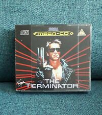 The Terminator Sega Mega Cd - New/Sealed