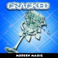 CRACKED Exploding Glass Light Bulb Gimmick Mind Mental Magic Trick Shattered Gag