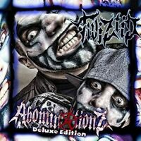 Twiztid - Abominationz [New CD] Explicit, Deluxe Ed