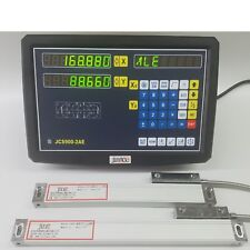 2axis Digital Readout DRO for Milling Lathe Machine With Precision Linear Scale