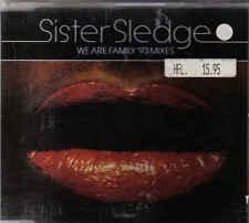 Sister Sledge-We Are Family 93 Mixes cd maxi single
