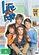 Life With Boys : Season 1 : Vol 1 (DVD, 2012)