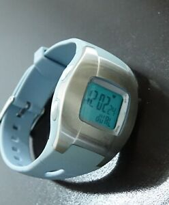 SportLine Cardio blue/silver Dual Coded Heart Rate Monitor & watch