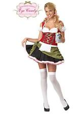 California Costume Sexy Women's Bavarian Bar Maid Adult Costume # SMALL