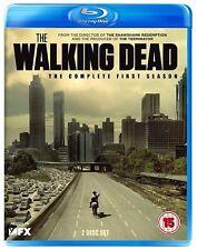 THE WALKING DEAD SERIES ONE 1 2 DISC BOXSET AMC EONE UK 2011 BLU-RAY DISCS  NEW