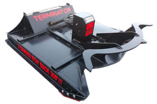 """BRUSH CUTTER FOR SKID STEER, CTL, AND MTL 72"""" RUT MFG TERMINATOR 15-25 GPM"""