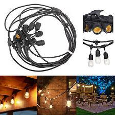 Vintage Retro Style LED Outdoor Festoon Party Lights Fairy String Light Fixture