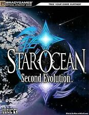 STAR OCEAN: Second Evolution Official Strategy Guide Official Strategy Guides