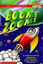 Boom! Zoom! Level 1 Hello Reader, Phonics Fun (1997 Paperback) by Judith Stamper