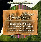 CD - George Gershwin – Rhapsody in Blue – An American in Paris