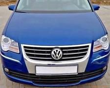 VW TOURAN - 1T1, 1T2 - 03-10 - KÜHLERGRILL GRILL CHROM 3M Tuning Sportgrill PVC