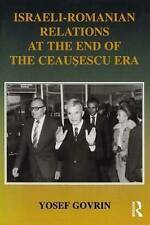 Israeli-Romanian Relations at the End of the Ceausescu Era: As Seen by Israel's