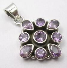 Silver Plated Unbranded Amethyst Fashion Jewellery