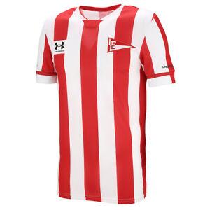Under Armour Estudiantes de La Plata Home 2021 Jersey Soccer - 360521104