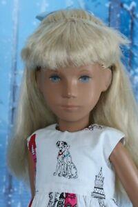 Vintage Sasha Doll Pumpkin String (1973-'74) Blonde Girl