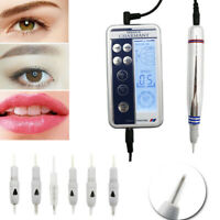 Eyebrow Tattoo Makeup Charmant Machine Kit Lip Liner Semi-permanent Needle Pen