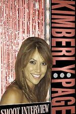 Kimberly Page Shoot Interview DVD, WCW NWO Nitro Girls