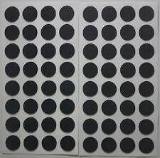 64 x selbstklebende PVC-Gleiter/Puffer Ø 10 mm - Schaumstoff Gummi-/Möbelpuffer