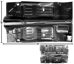 1968-1974 Chevy II Nova Full Floor Pan Inside Dynacorn New