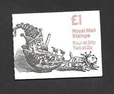 FH26 £1 Design 4 1841 - 1991 Punch Magazine Cyl B21 B1 Ref 17955