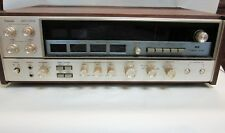 Sansui QRX-7500A Quadrophonic 4 Channel Receiver ~ Powers On & Works