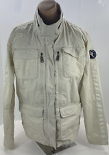 Gersemi Womens Size L Equestrian Cargo Utility Jacket Elina Embroidered Logo