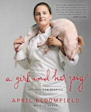 A Girl and Her Pig by Bloomfield, April.