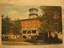 Vintage postcard  St. Anthony's Hospital, Terre Haute, Indiana