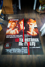 The Talented Mr Ripley 4x6 ft Vintage French Grande Movie Poster Original 1999
