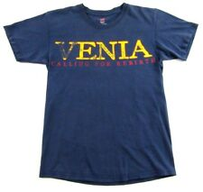 VENIA Calling For Rebirth Christian Hardcore Band SS T Shirt Size S