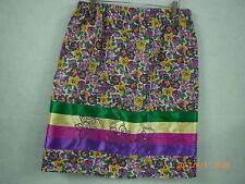 Embroidered Ribbon Dance Skirt, Girl's
