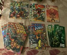 XMEN 1 GATEFOLD 2 COPIES 2 3 150 191 X 3 52 X 4 & ISSUE 50 X 7 COPIES ONSLAUGHT