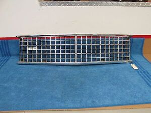 1978-80  FORD FAIRMONT GRILLE    NICE  NOS FORD  815