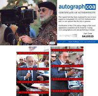 FRANCIS FORD COPPOLA signed Autographed 8X10 PHOTO b PROOF - Director ACOA COA