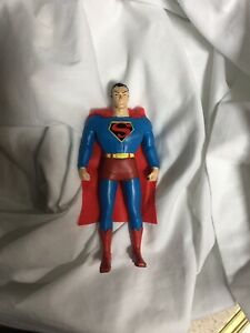 SUPERMAN New Frontier Bendable Figure Bendy Bend 'ems Loose Figure NJ Croce