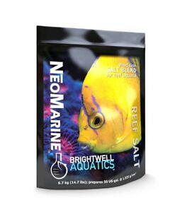 Brightwell Aquatics Neomarine Reef Salt 6,7kg For 189Liter The Sea Salt From USA