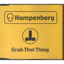 Hampenberg Cd'S Singolo Grab That Thing / Polydor Nuovo 0731456145020