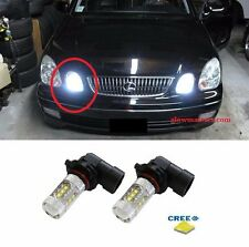 NEW LEXUS GS SERIES CREE LED DAYTIME RUNNING LIGHTS 80 WATTS GS300 GS350 #VBA