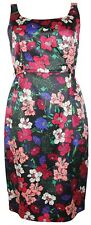 New Collection Floral Womens Dress in Black Colour Size 10