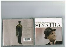 FRANK SINATRA  CD .. GREATEST HITS..THE VERY BEST OF..MY WAY