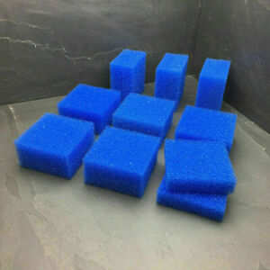 Juwel Coarse Foam Filter Pads Compatible / BioFlow M 3.0 Jewel Fish Tank 125 180