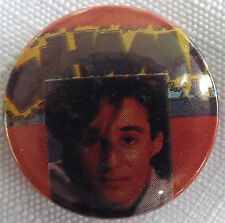 Wham! Andrew Ridgeley Old Vintage 1980`S Bottone Spilla Distintivo (25mm-2.5cm)