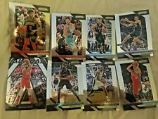 Lot of 8 Cards 2018-19 Panini Prism Basketball Stars Anthony Davis All Day!
