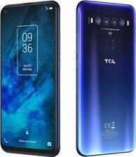"""TCL 10L   6.53"""" 64GB 4G LTE (GSM UNLOCKED) Smartphone T770B   Blue"""