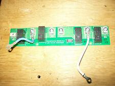 Elettronica Siemens 00748613 modulo destra per vetro ceramica COTTURA FORNELLO INDUZIONE