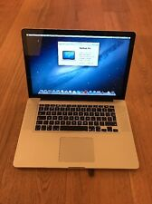 "Apple MacBook Pro 15"" 2011 2.2ghz i7 4gb Ram 750gb HD In Good Condition"